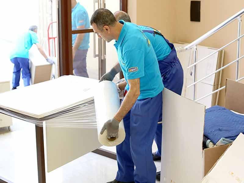 حمل اثاثیه منزل اهواز